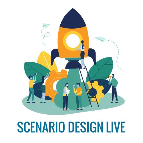 Scenario design live